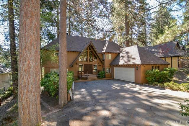 375 Riviera Drive, Lake Arrowhead, CA 92352 (#EV21096597) :: The Costantino Group | Cal American Homes and Realty