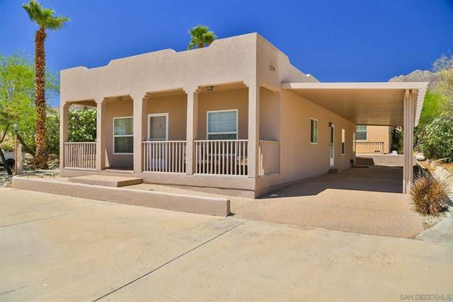 330 Palm Canyon Dr #1, Borrego Springs, CA 92004 (#210012030) :: The Costantino Group | Cal American Homes and Realty