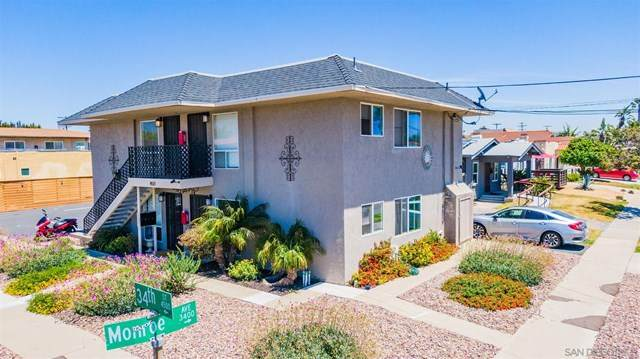 3402 Monroe Ave, San Diego, CA 92116 (#210012022) :: Power Real Estate Group