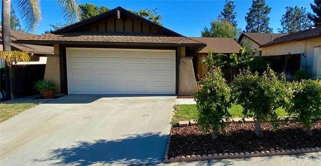 431 Blueridge Place, Escondido, CA 92026 (#SW21096058) :: Compass