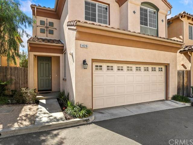 14316 Senda De Maya, Sylmar, CA 91342 (#BB21095515) :: The Brad Korb Real Estate Group