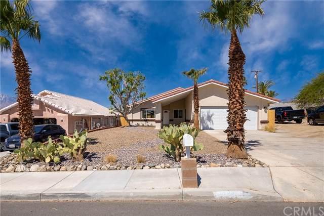 10435 Palm Drive, Desert Hot Springs, CA 92240 (#CV21095427) :: Bathurst Coastal Properties