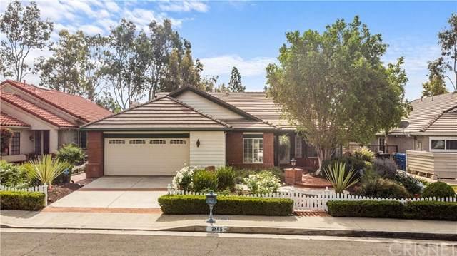 7868 Valley Flores Drive, West Hills, CA 91304 (#SR21096626) :: Mainstreet Realtors®
