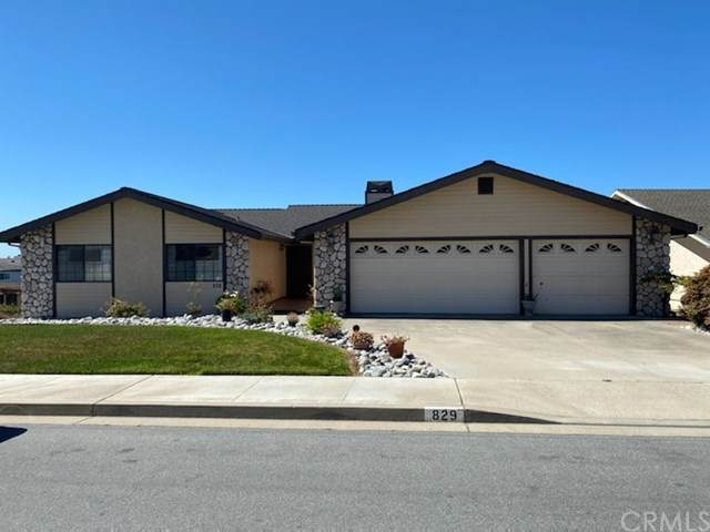 829 Norma Drive, Pismo Beach, CA 93449 (#PI21096559) :: TeamRobinson | RE/MAX One