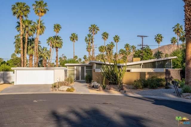 1860 S Aquanetta Circle, Palm Springs, CA 92264 (#21728144) :: Go Gabby