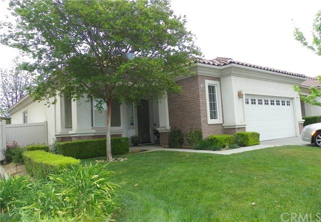 1732 Sarazen Street, Beaumont, CA 92223 (#CV21096709) :: A|G Amaya Group Real Estate