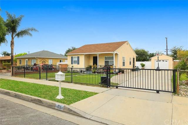 211 S Lemon Avenue, Azusa, CA 91702 (#AR21095999) :: The Costantino Group | Cal American Homes and Realty