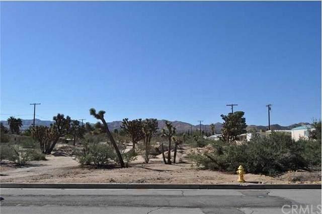 56290 A Coyote Trail, Yucca Valley, CA 92284 (#EV21096775) :: Team Tami