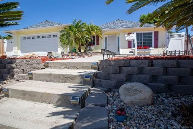9871 Via Rita, Santee, CA 92071 (#210012053) :: The Costantino Group   Cal American Homes and Realty