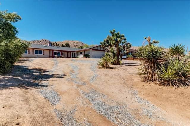 61045 Navajo, Joshua Tree, CA 92252 (#SW21096473) :: Pam Spadafore & Associates