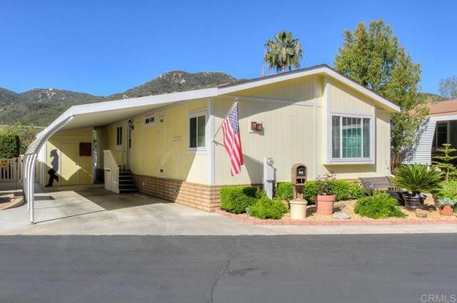 8975 Lawrence Welk Drive Spc 94, Escondido, CA 92026 (#NDP2104961) :: TeamRobinson | RE/MAX One