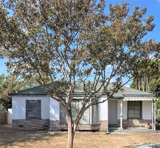 6531 Mclennan Avenue, Van Nuys, CA 91406 (#CV21096793) :: The Brad Korb Real Estate Group