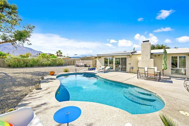1191 E Francis Drive, Palm Springs, CA 92262 (#219061635DA) :: Team Tami