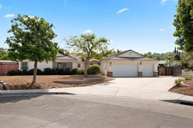 1052 Maxie Pl, Escondido, CA 92027 (#210012062) :: The Costantino Group | Cal American Homes and Realty