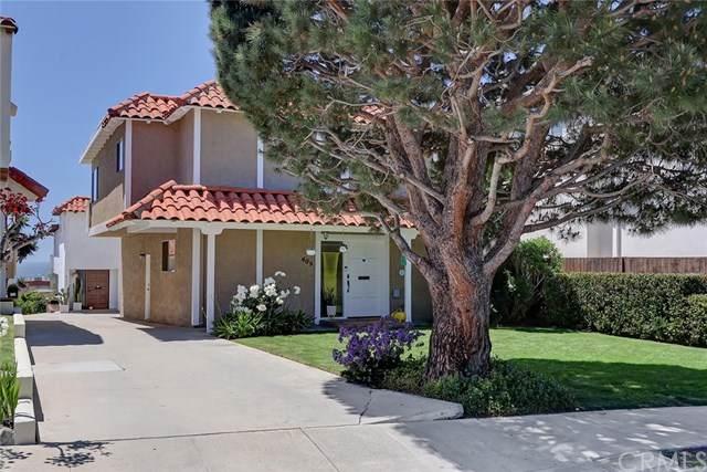 409 Hopkins Avenue, Hermosa Beach, CA 90254 (#SB21092050) :: Go Gabby