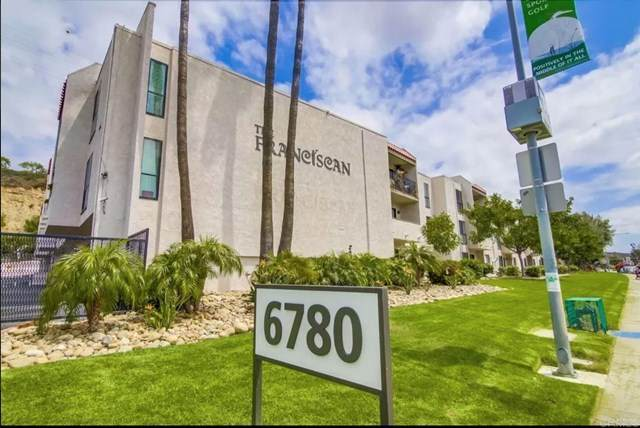 6780 Friars Rd #222, San Diego, CA 92108 (#NDP2104974) :: Mainstreet Realtors®
