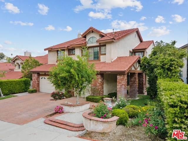 25332 Clarke Street, Stevenson Ranch, CA 91381 (#21728170) :: The Costantino Group | Cal American Homes and Realty