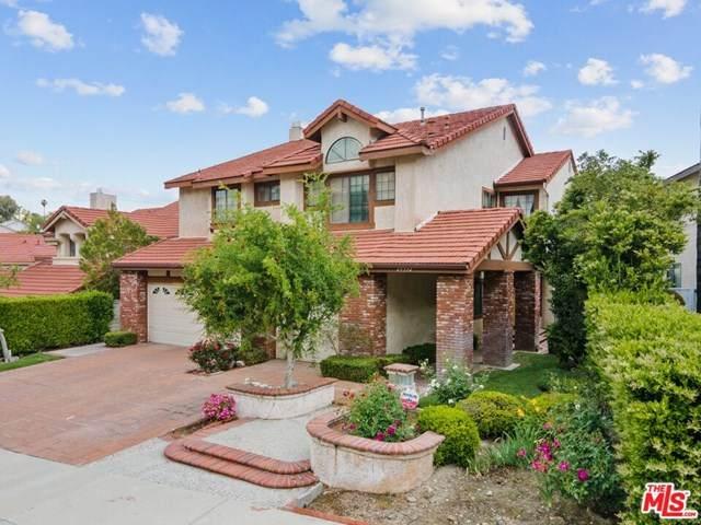 25332 Clarke Street, Stevenson Ranch, CA 91381 (#21728170) :: Mainstreet Realtors®