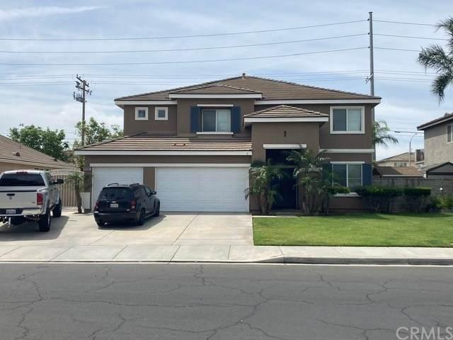 12491 Desert Springs Street, Eastvale, CA 91752 (#OC21095546) :: Compass