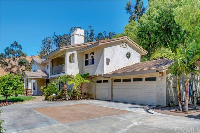 167 Canada Sombre Road, La Habra Heights, CA 90631 (#PW21096739) :: The Kohler Group