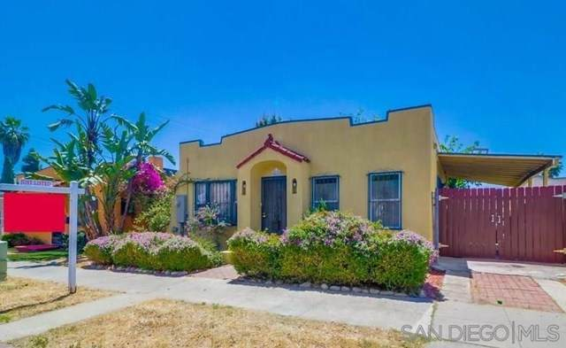 4611 Orange Ave, San Diego, CA 92115 (#210012087) :: The Costantino Group | Cal American Homes and Realty