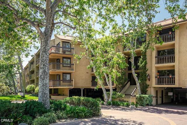 3481 Stancrest Drive #109, Glendale, CA 91208 (#P1-4607) :: RE/MAX Empire Properties