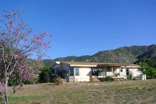 28308 Via Oak Grove Lane, Ranchita, CA 92066 (#NDP2104983) :: The Costantino Group | Cal American Homes and Realty