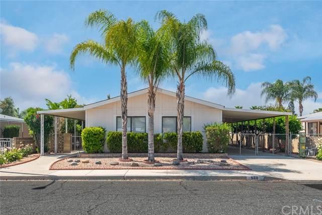 560 Potrero Street, San Jacinto, CA 92582 (#SW21096946) :: RE/MAX Empire Properties
