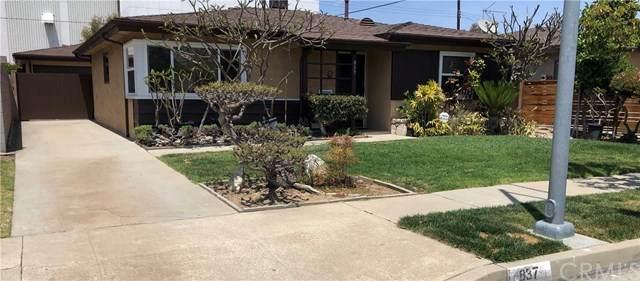 837 W 173rd Street, Gardena, CA 90247 (#SB21096415) :: Compass
