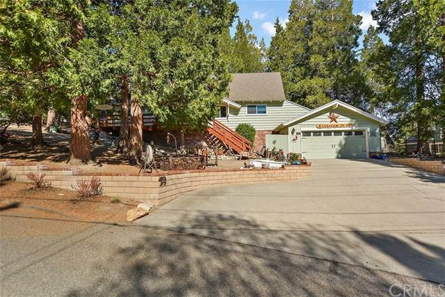 514 Grizzly Road, Lake Arrowhead, CA 92352 (#EV21097104) :: The Costantino Group | Cal American Homes and Realty