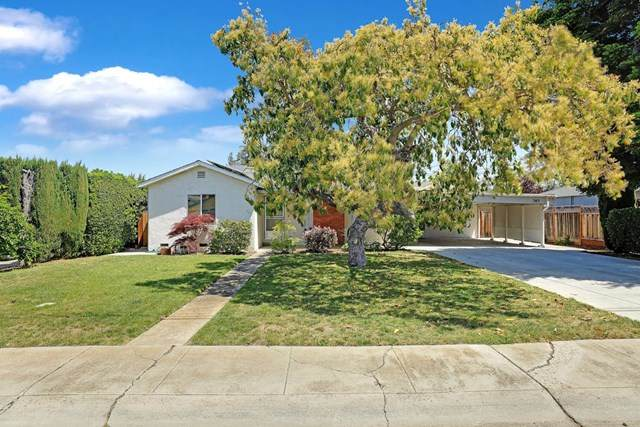 340 Carlyn Avenue, Campbell, CA 95008 (#ML81842617) :: American Real Estate List & Sell