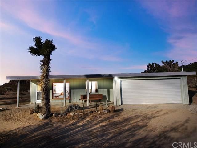63670 Wagon Wheel Road, Joshua Tree, CA 92252 (#JT21096564) :: Pam Spadafore & Associates