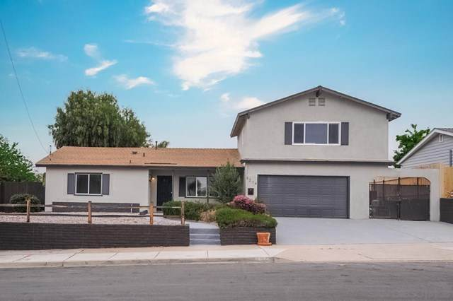 9214 Fenway Rd, Santee, CA 92071 (#210012107) :: The Costantino Group | Cal American Homes and Realty