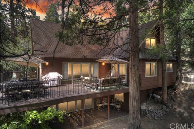27643 West Shore Road, Lake Arrowhead, CA 92352 (#EV21096882) :: The Costantino Group | Cal American Homes and Realty