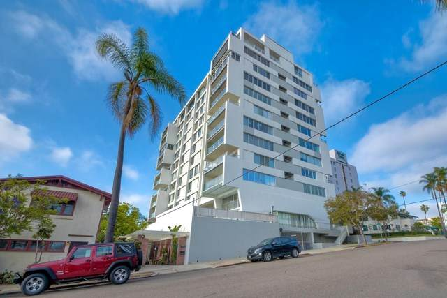 2620 2Nd Ave 5C, San Diego, CA 92103 (#210012111) :: The Costantino Group | Cal American Homes and Realty