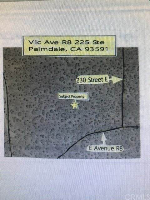 0 Vac/Vic Avenue R8/225 Ste, Palmdale, CA 93591 (#OC21095063) :: Zen Ziejewski and Team