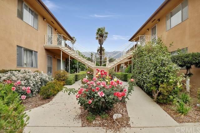 840 E Mendocino Street A6, Altadena, CA 91001 (#PF21095556) :: RE/MAX Masters