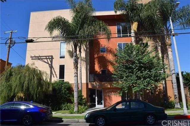 4821 Bakman Avenue #201, Valley Village, CA 91601 (#SR21093104) :: Better Living SoCal