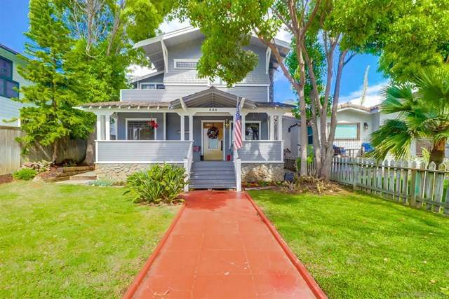 334 A Avenue, Coronado, CA 92118 (#210012121) :: Mint Real Estate