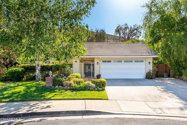 39 Los Vientos Drive, Newbury Park, CA 91320 (#221002410) :: The Costantino Group | Cal American Homes and Realty