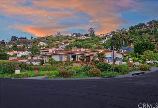 760 Via Del Monte, Palos Verdes Estates, CA 90274 (#PV21093833) :: Go Gabby