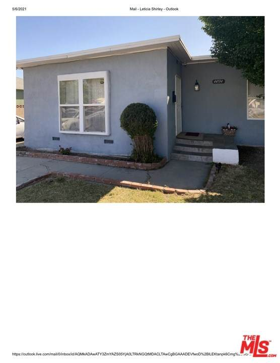 44514 Date Avenue, Lancaster, CA 93534 (#21728786) :: The Costantino Group | Cal American Homes and Realty