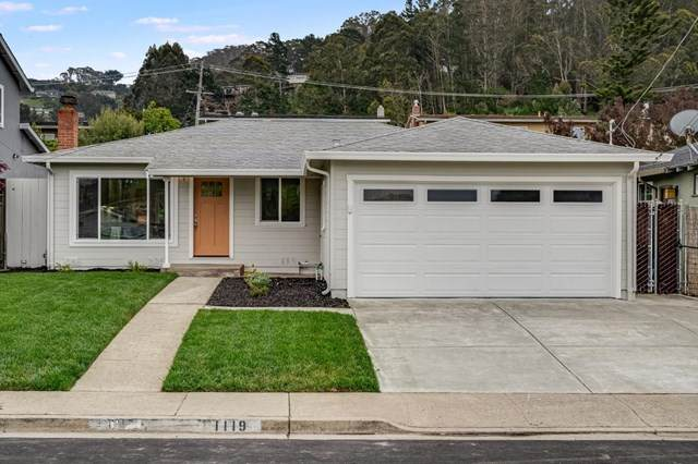 1119 Escalero Avenue, Pacifica, CA 94044 (#ML81842653) :: The Costantino Group | Cal American Homes and Realty