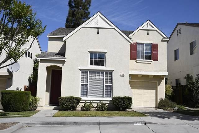 461 Knollcrest Avenue, San Jose, CA 95138 (#ML81842656) :: Bathurst Coastal Properties