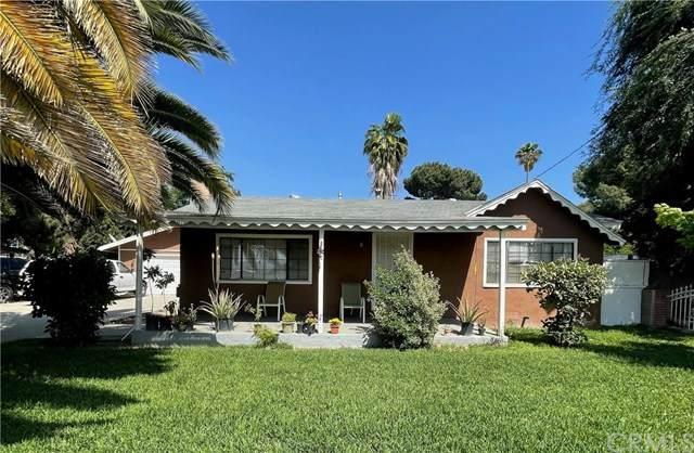 2167 S Hewitt Street S, San Jacinto, CA 92583 (#SW21095297) :: RE/MAX Empire Properties