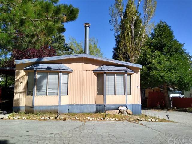22899 Byron Road #51, Crestline, CA 92325 (#EV21095065) :: The Costantino Group | Cal American Homes and Realty