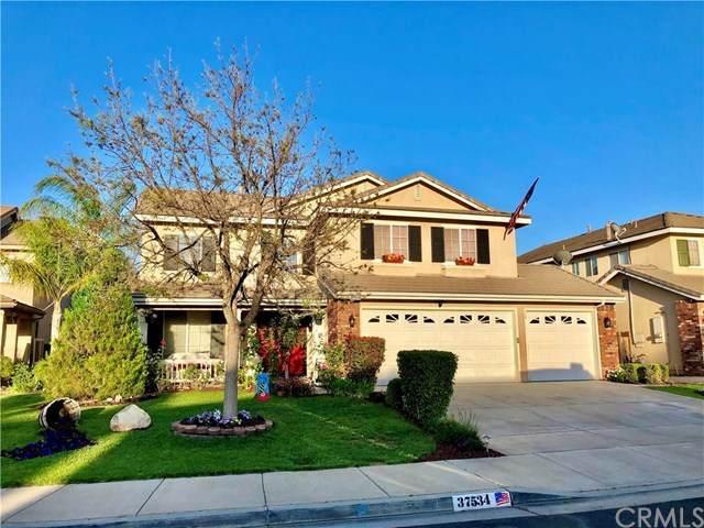 37534 Early Lane, Murrieta, CA 92563 (#SW21097138) :: Cal American Realty