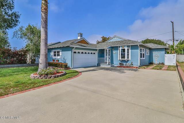 337 S Emma Avenue, Ventura, CA 93003 (#221002413) :: Compass