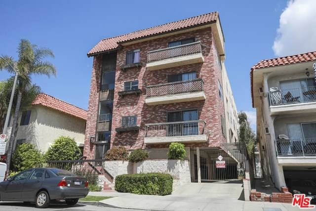 9165 Alcott Street #103, Los Angeles (City), CA 90035 (#21728540) :: Mark Nazzal Real Estate Group
