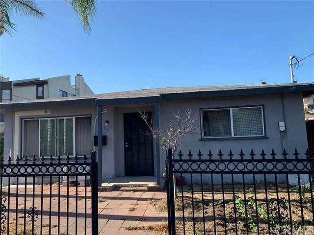 215 E Emerson Avenue, Monterey Park, CA 91755 (#WS21097411) :: Blake Cory Home Selling Team